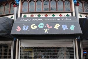 Jugglers Shop Goosegate