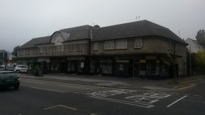 Coronation Buildings in Daybrook Nottingham